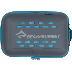 Sea to Summit Tek Handdoek M, blauw